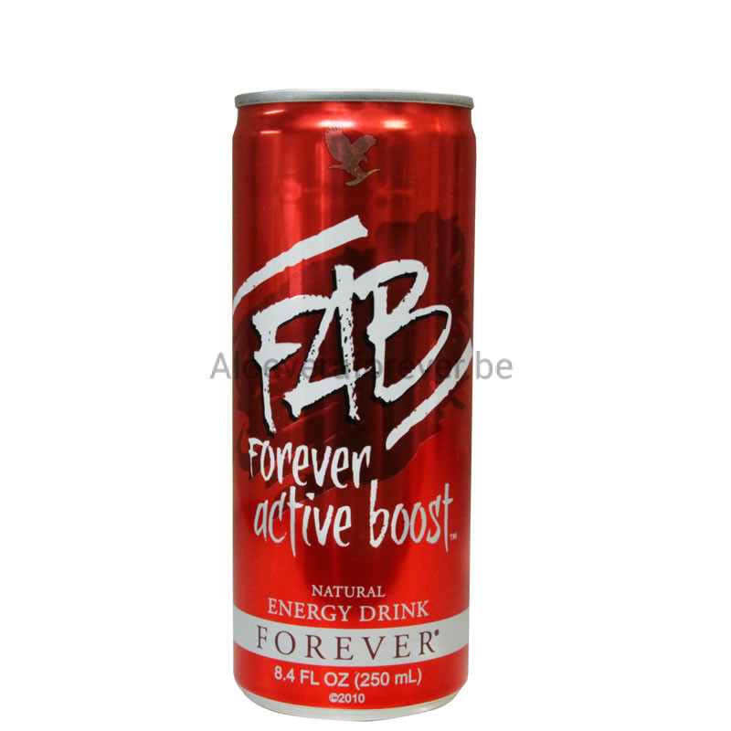FAB Forever Active Boost Energy Drink Canette