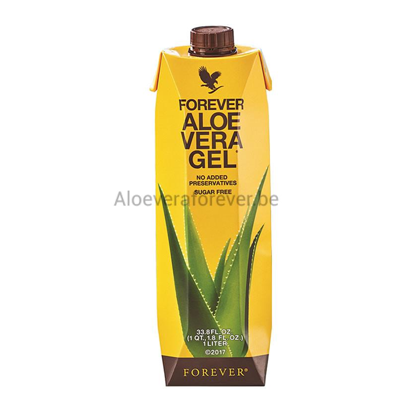 Forever Aloe Vera Gel Tetrapack