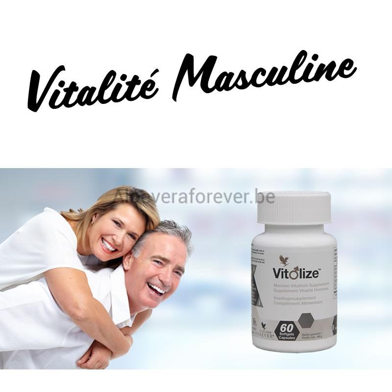 Forever Vitolize Men Flacon