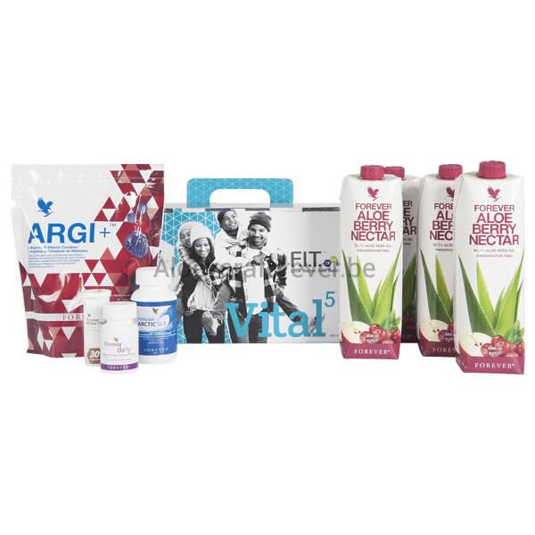 Vital 5 Aloe Berry Nectar Box