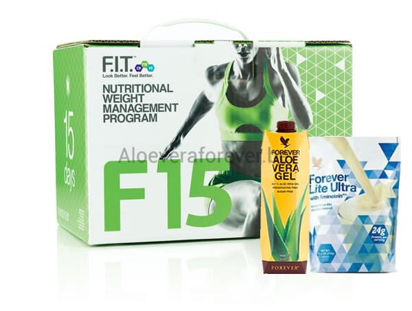 Forever F15 F.I.T. Box Vanilla Beginner
