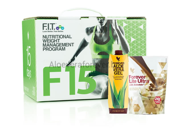 Forever F15 F.I.T. Box Chocolate Intermediate