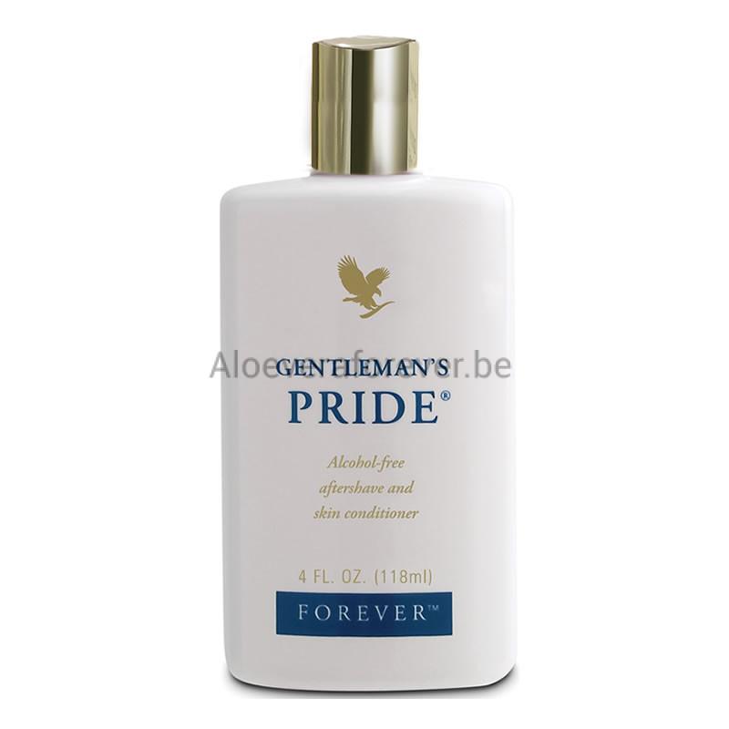 Gentlemen's Pride After Shave Sans Alcool