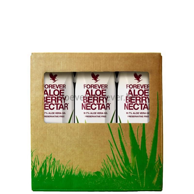 Tri-Pack Aloe Berry Nectar