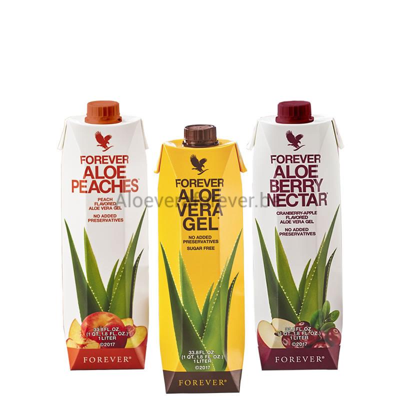 Tri-Pack Aloe Vera Combo