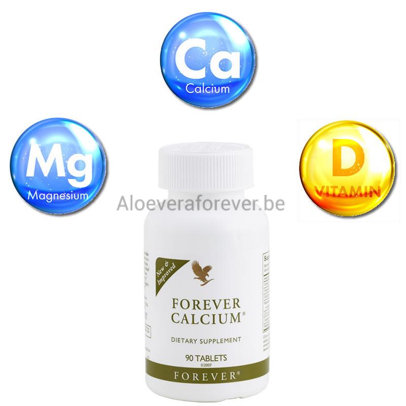 Forever Calcium Magnésium Vit D Flacon