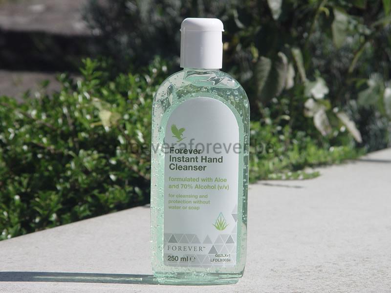 Forever Instant Hand Cleanser Flacon