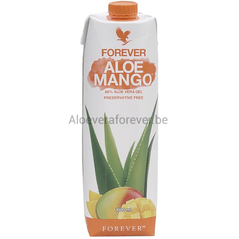 Forever Aloe Mango Gel Tetra Pack